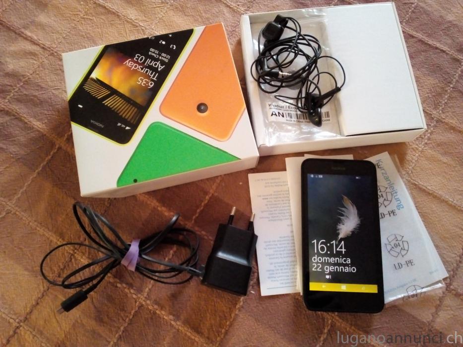 NOKIA Lumia 635 NOKIALumia635.jpg