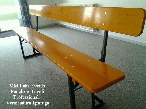 Panche E Tavoli Per Sagre.30 Set Panche Tavoli Pieghevoli Da Birreria Sagra Lugano Annunci