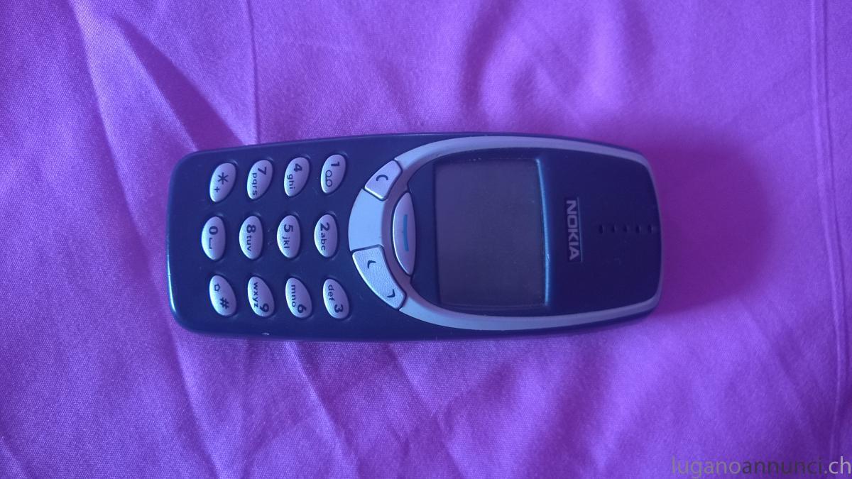 Cellulare Nokia modello 3310- CellulareNokiamodello3310.jpg