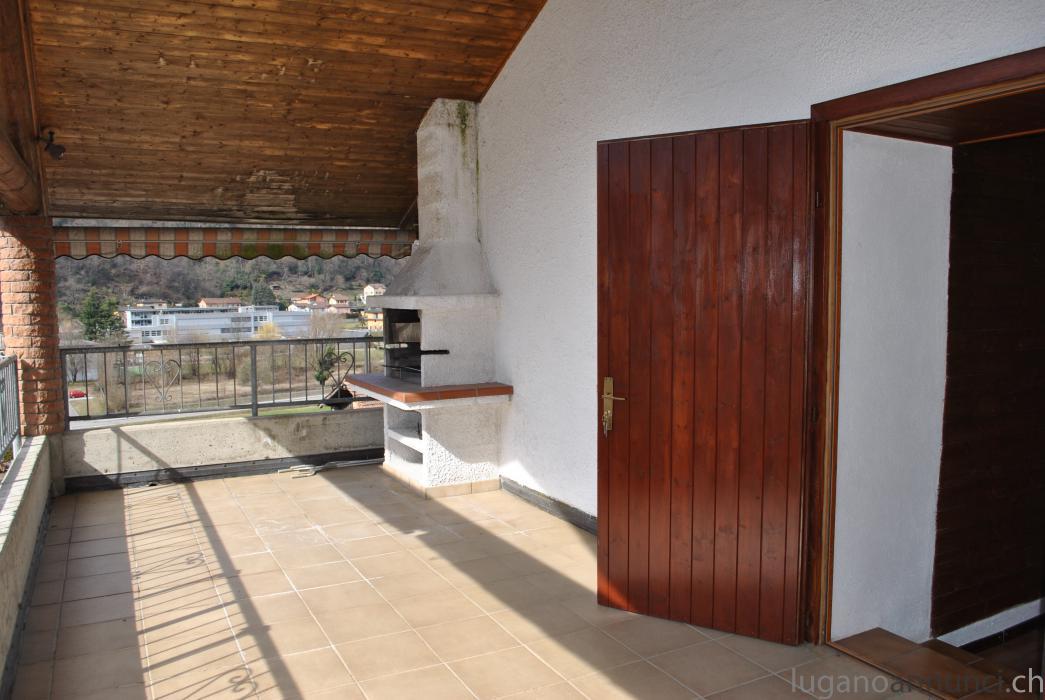 Casa da nucleo di 5.5 locali a Barbengo Casadanucleodi55localiaBarbengo.jpg