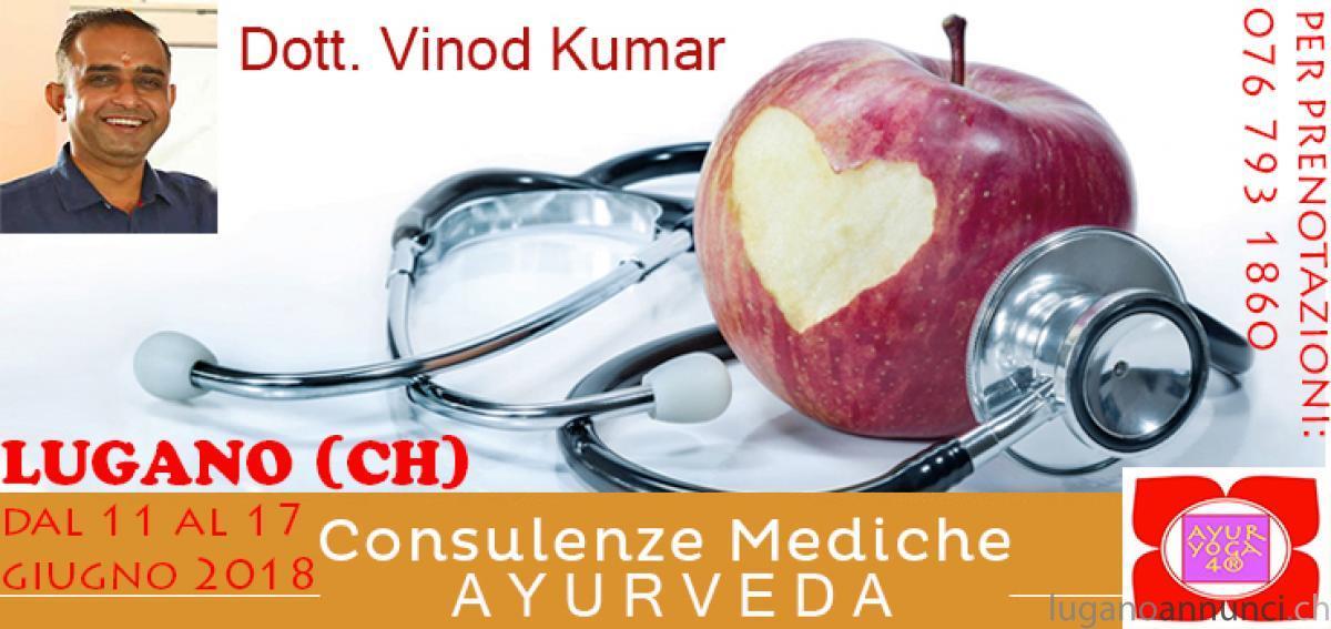 Consulenze Mediche Ayurvediche con il DOTT. Vinod Kumar ConsulenzeMedicheAyurvedicheconilDOTTVinodKumar.jpg