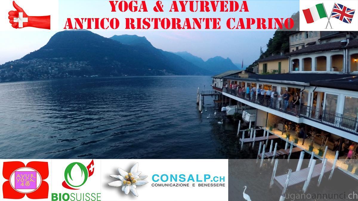 Benessere Yoga & Ayurveda al Ristorante Antico Caprino - Lugano BenessereYogaAyurvedaalRistoranteAnticoCaprinoLugano.jpg
