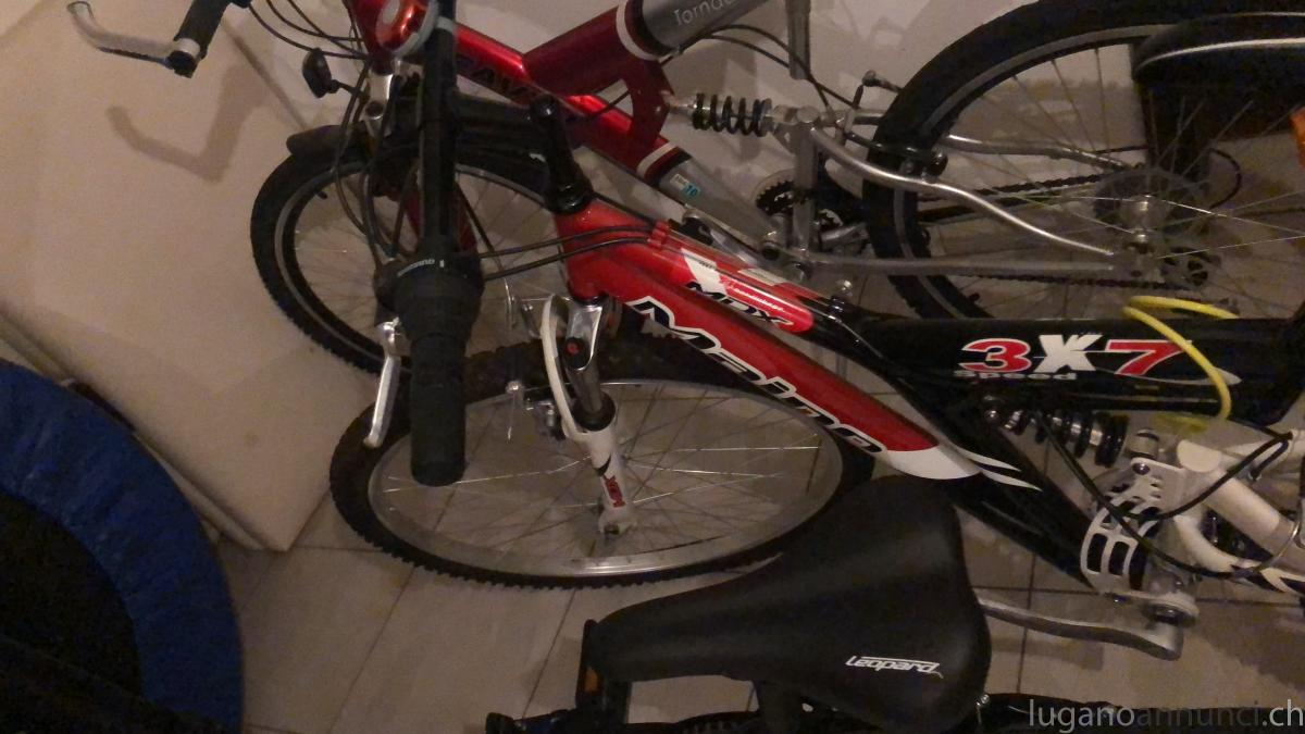 Vendo bici praticamente nuova Vendobicipraticamentenuova.jpg