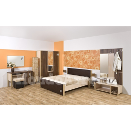 BAHAMI - Arredo camera d'albergo matrimoniale 424866a.png