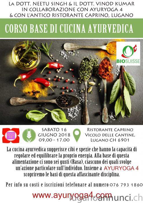 Workshop teorico/pratico di Cucina ed Alimentazione Ayurvedica con i medici Indi WorkshopteoricopraticodiCucinaedAlimentazioneAyurvedicaconimediciIndianiNEETUSINGHeBINODKUMARdirettamentedaRISHIKESHINDIAaLUGANO.jpg