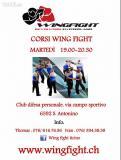 corso autodifesa Wing Fight