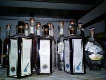 Bottiglie varie di Liquori