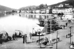 Lugano Lungolago anno 1880