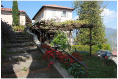 Casa con stupenda vista a Cademario