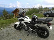 Vendo Honda NC700X
