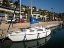 Barca a vela DAIMIO cantiere CNSO