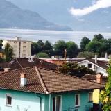Monolcale vista lago a Tenero