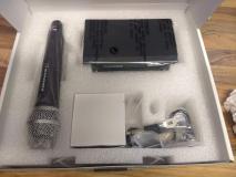 Microfono e ricevitore Wireless NUOVI