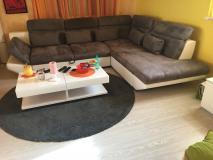 Vendo divano ad angolo come nuovo