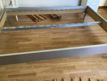 Vendo struttura letto
