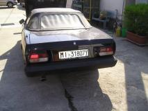 TRIUMPH TR7 CABRIO
