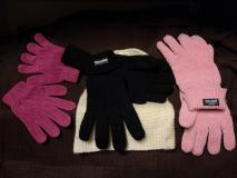 Assortimento di guanti