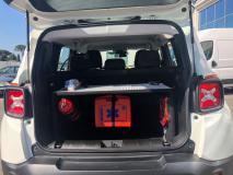 Ambulanza automedica jeep renegade nuova