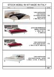 Stock mobili in kit 541pz