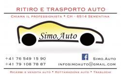 TRASPORTO - TRASLOCHI - RITIRO AUTO