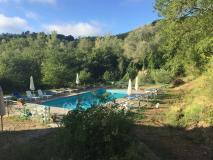 Casa Vacanze con Piscina Privata - Umbria border Toscana
