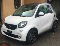 SMART fortwo collaudata