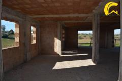 #618cloucasa Villa da rifinire a sud di...