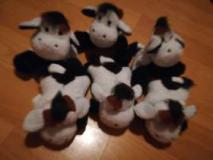 Mini peluches mucca