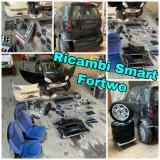 RICAMBI PER SMART FORTWO