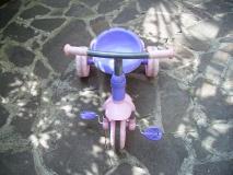 Trenino e triciclo per bimbi