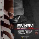 Biglietti concerto Eminem 07/07 pit e posto unico