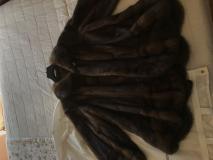 Vendo pelliccia visone