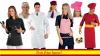 Divisa per donne cuoco Linea Delicious composta da cappello, giacca e pantalone