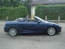 MG TF 160 Swiss Blue Special Edition...