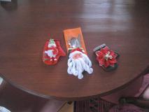 Segna posti natalizi
