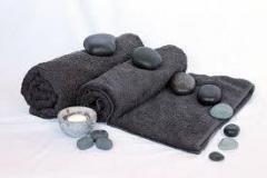Un piacevole trattamento o massaggio...