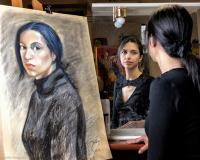 Corso di Disegno Artistico, Anatomia, Ritratto, Tecniche Pittoriche anche online