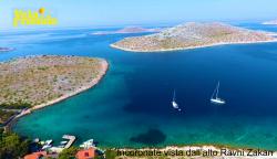 Crociera in barca vela Croazia con partenza da Trogir