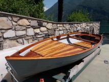 Barca a remi/ motore