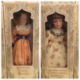 Bambole in ceramica