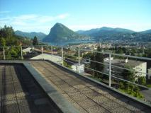 Lugano - Bellissima villa con magnifica vista sul lago, la città e le montagne