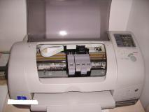 Stampamte HP  e Stampante Epson