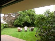 GENTILINO casa moderna con giardino e garage