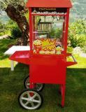 Luxevent noleggio scivolo e saltarelli gonfiabili, carretti popcorn e zucchero f