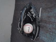 Guantone e palla da Baseball BOSTON USA