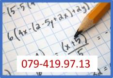 Lezioni di matematica al vostro domicilio