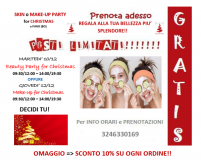 EVENTO COSMETIC PARTY