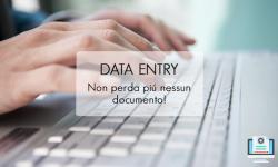 Outsourcing Professionale di immissione dati (data entry)