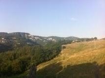 Casa rustica sulle colline Appennino tosco-romagnolo