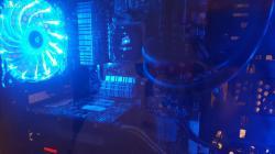 Power pc a rafreddamento liquido